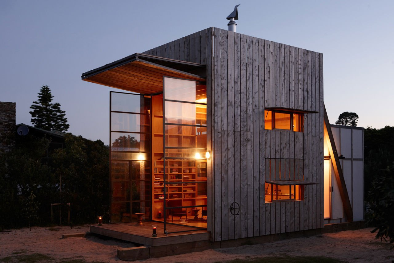 Whangapoua / Crosson Clarke Carnachan Architects  Surf Shacks by Chris Deam