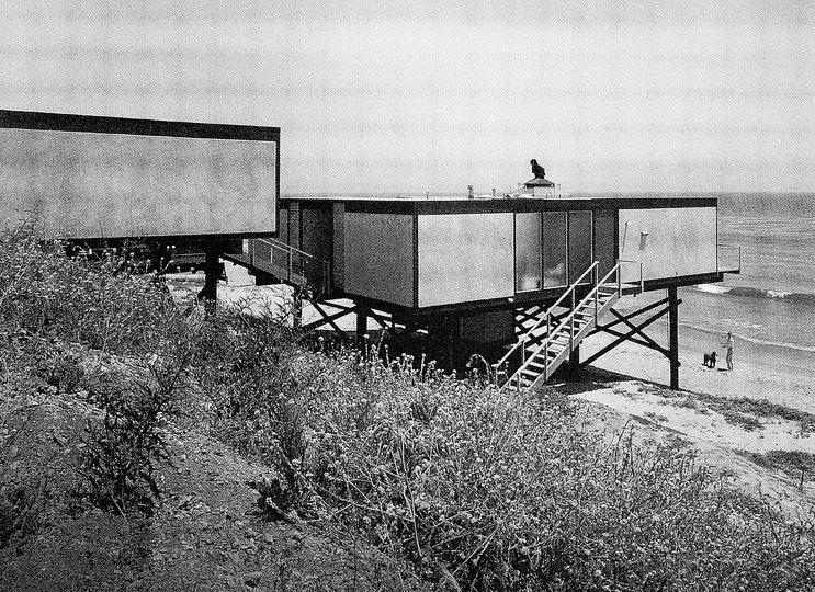 Craig Ellwood, architect  Surf Shacks by Chris Deam