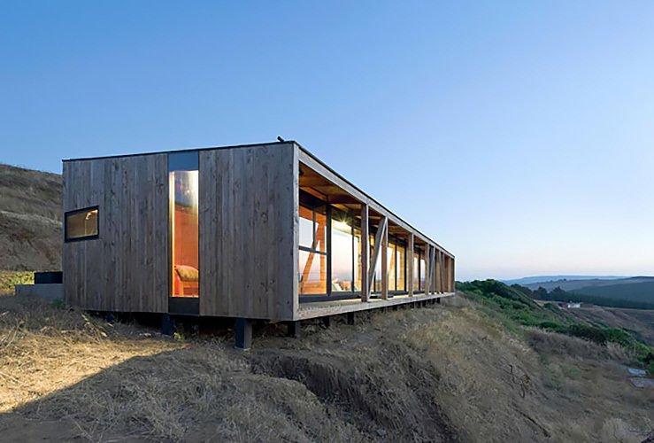 WMR Arquitectos  Surf Shacks by Chris Deam