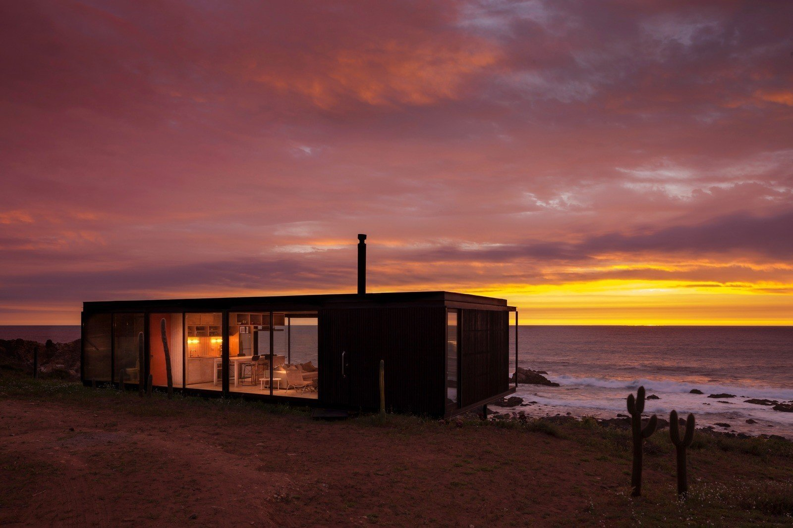 Felipe Assadi, Remote House  Best by DAVE MORIN from Surf Shacks