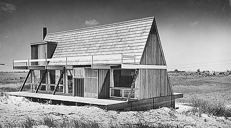 Andrew Geller, Architect