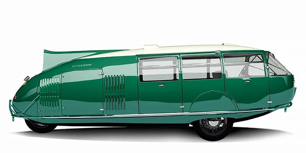 Buckminster Fuller's Dymaxion Car  Best Photos from The Future was...
