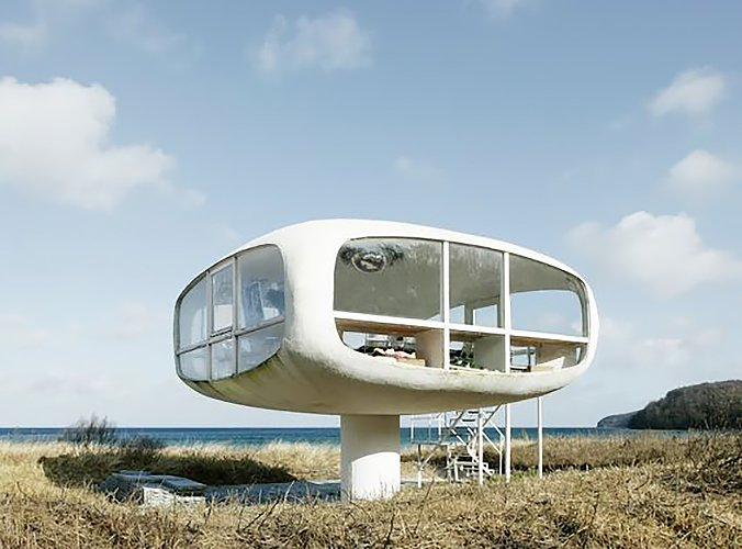 Ulrich Muther  Surf Shacks by Chris Deam