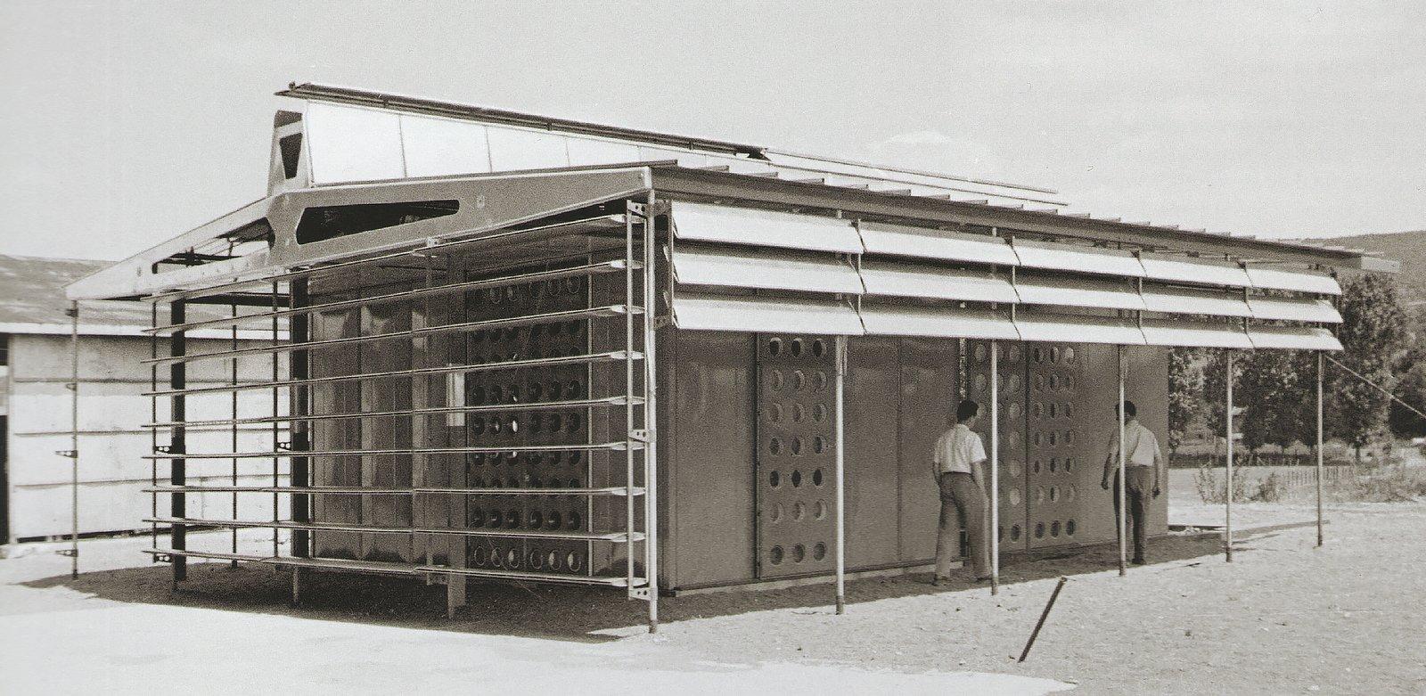 Jean Prouve, Maison Tropicale