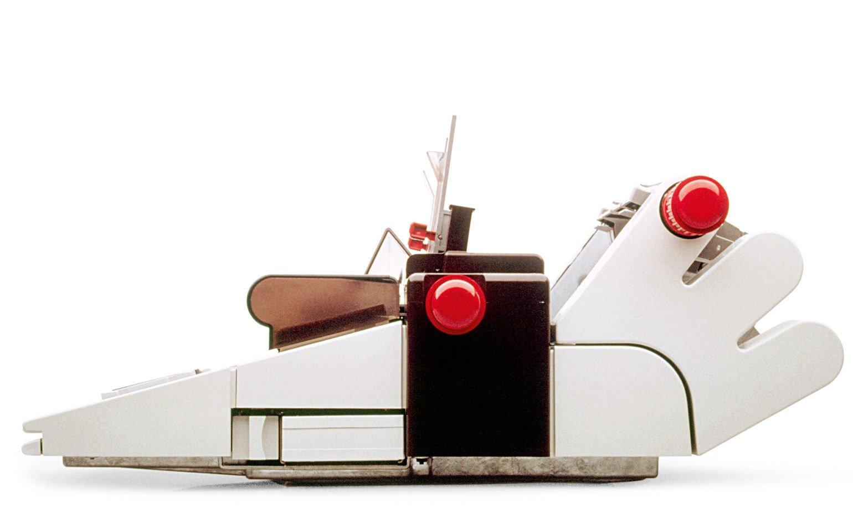 Mario Bellini, Olivetti A4' electronic accounting machine, 1975