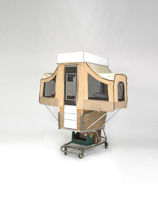 Cart Camper,  Kevin Cyr