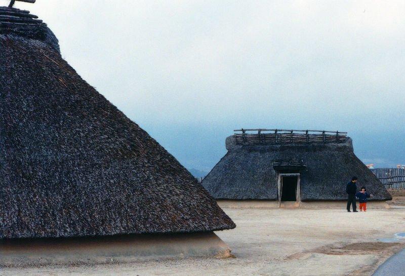 Yoshinogari, Japan  Architecture without Architects by Chris Deam