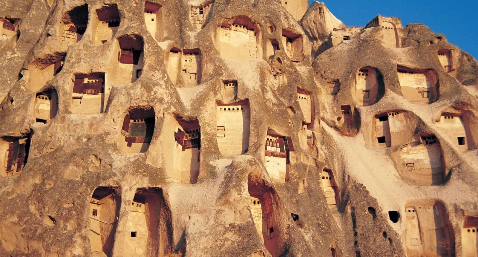 Cappadocia, Turkey  Architecture without Architects by Chris Deam