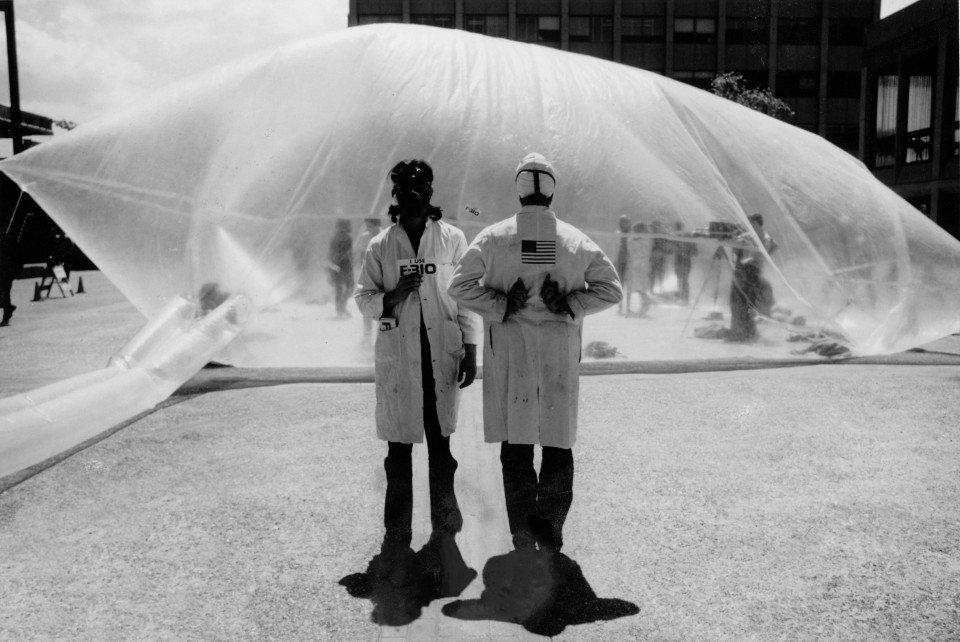 Ant Farm  Pneumatic Design by Chris Deam