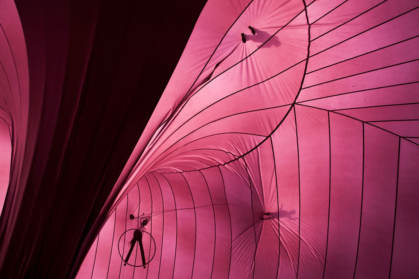 Ark Nova inflatable concert hall | Anish Kapoor & Arata Isozaki  Pneumatic Design by Chris Deam