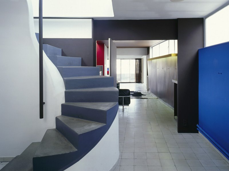 Immeuble Molitor  Composition by Lara Deam from Corbu
