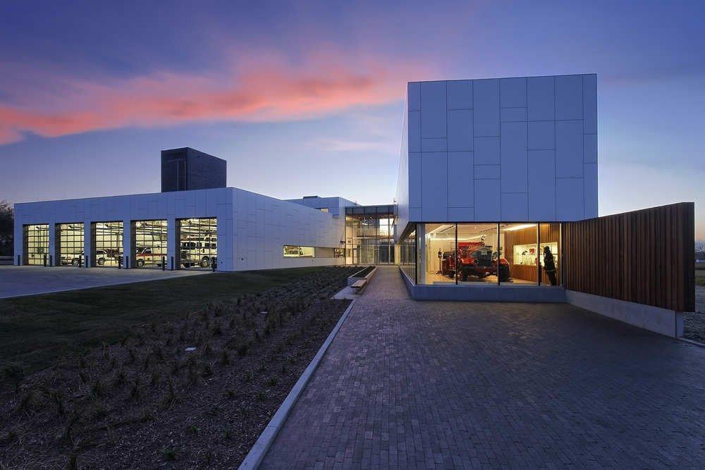 Cibinel Architects Firehouses by Lara Deam