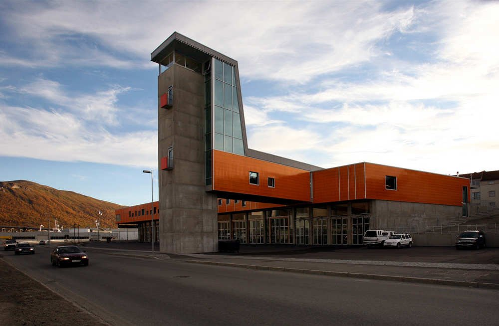 Stein Halvorsen Arkitekter  Firehouses by Lara Deam