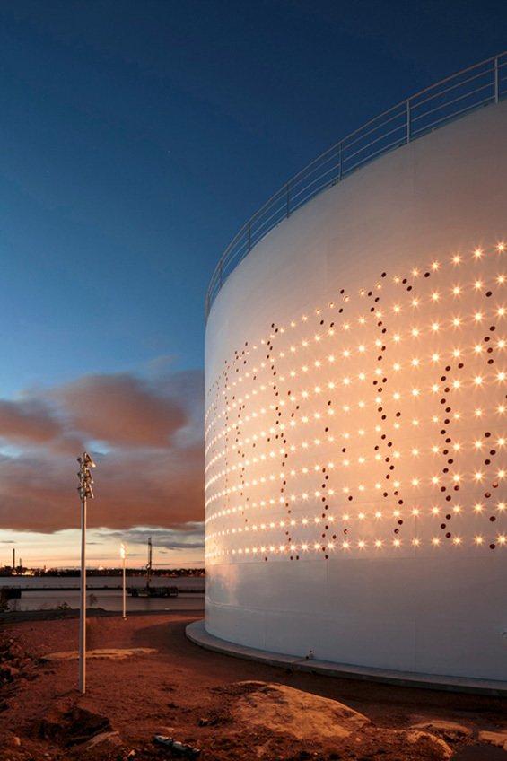 LDC Silo, Finland  Modern Lighthouses by Chris Deam