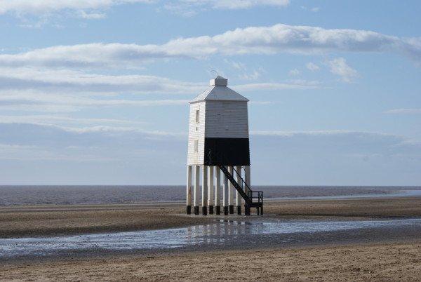 Burnham on Sea Low lighthouse Modern Lighthouses by Chris Deam