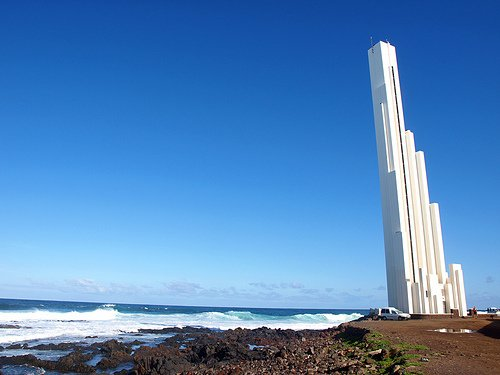 Punta de Hidalgo Lighthouse  Modern Lighthouses by Chris Deam