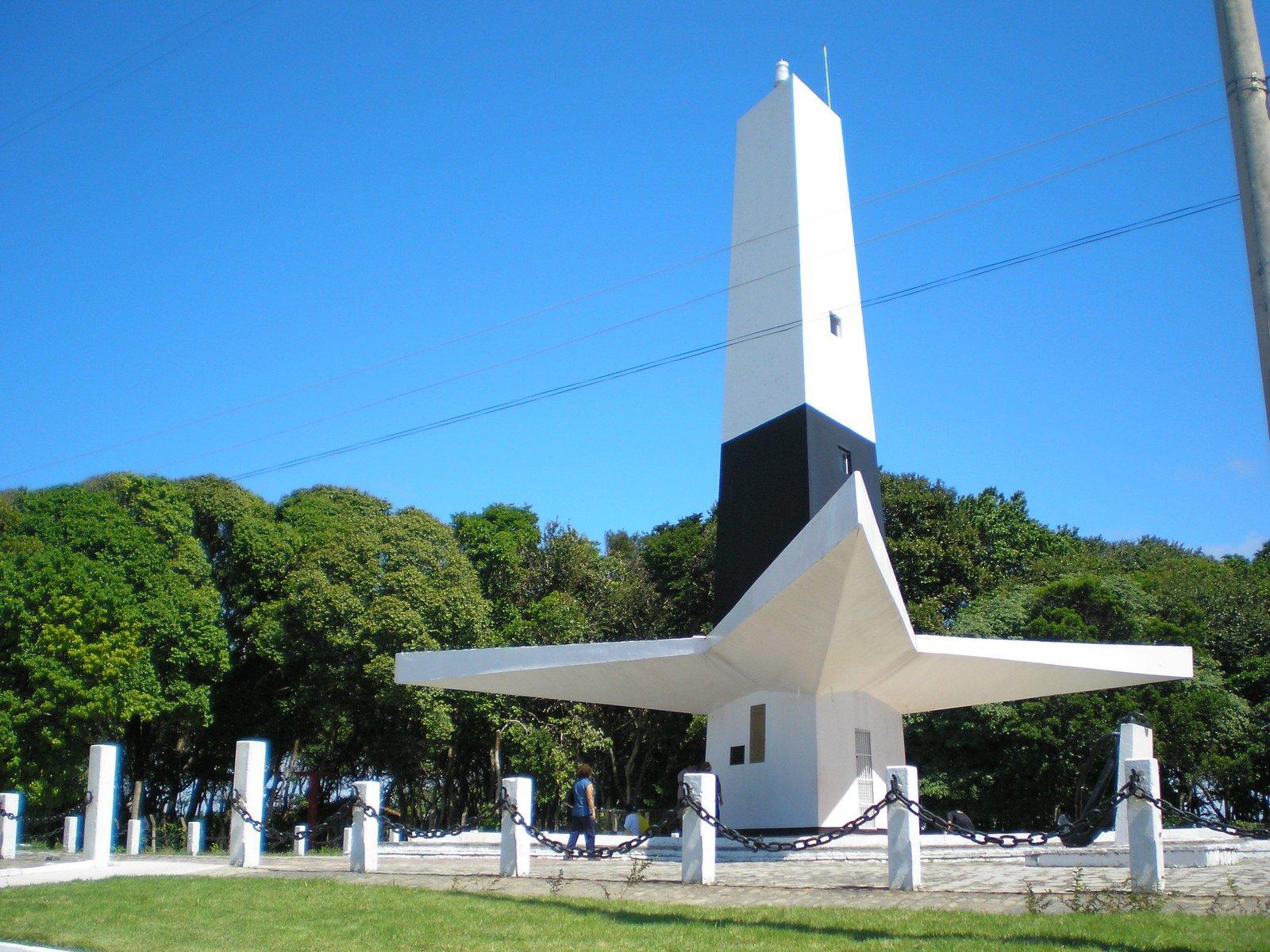 Cabo Branco Lighthouse in João Pessoa, Brazil  Modern Lighthouses by Chris Deam