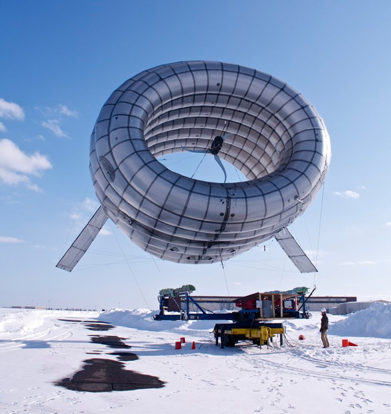 altaeros energies  Pneumatic Design by Chris Deam