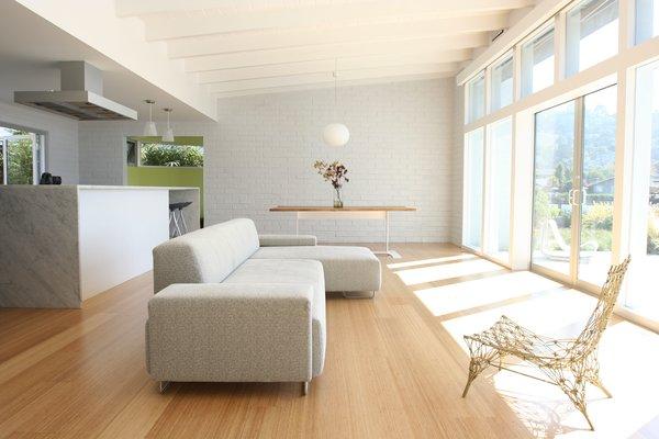 Photo  of Belvedere modern home