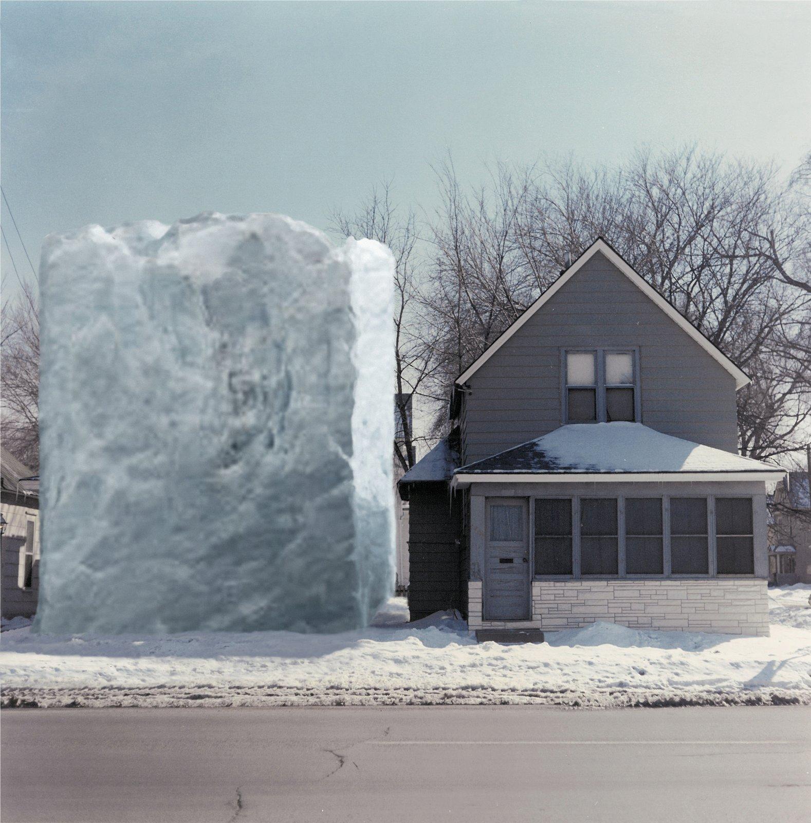 Ice House II, Minneapolis 1971, Gianni Pettena  Free Radicals by Chris Deam
