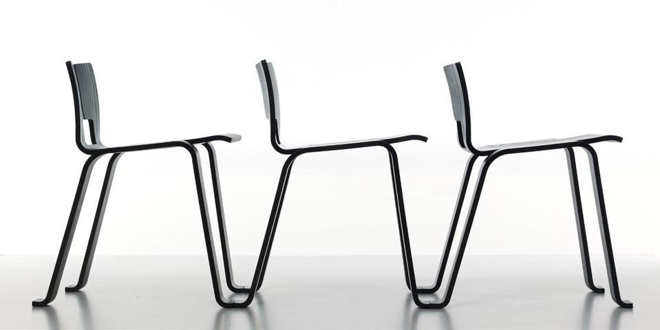 Ombra Tokyo stacking chair