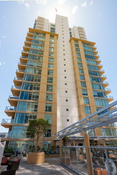 West Ocean High-Rise Photo  of West Ocean Long Beach Condo modern home