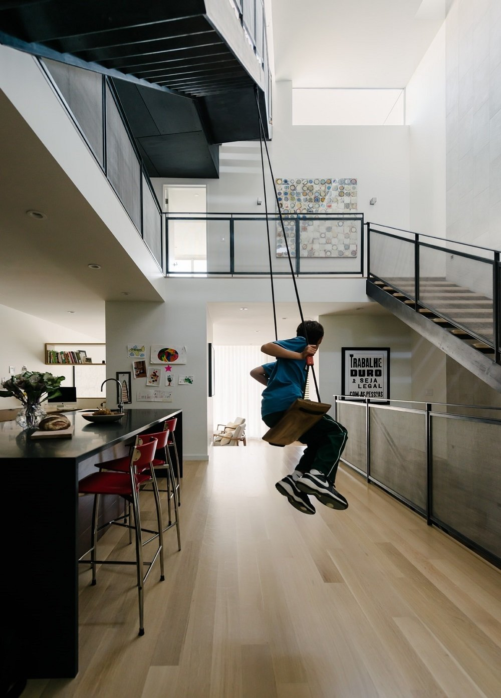 Tagged: Kitchen.  Fitty Wun by Feldman Architecture
