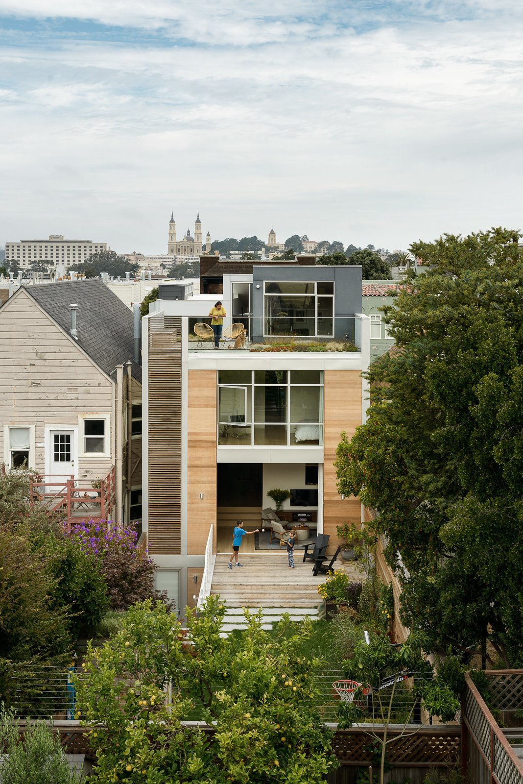 Tagged: Exterior and House.  Fitty Wun by Feldman Architecture