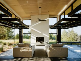top 5 homes of the week that welcome the outdoors in - Homes Designs Ideas