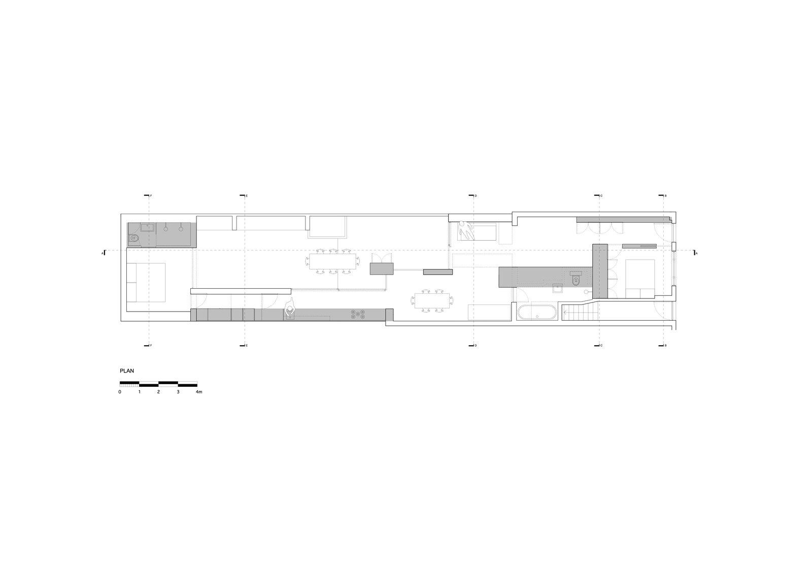 Unité de Rénovation by WILLIAM TOZER Associates