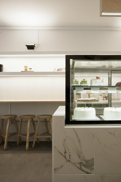Photo 5 of Storefront for Cake and Architecture modern home