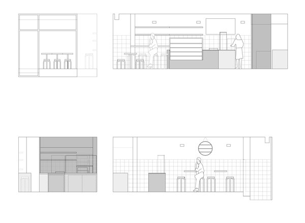 Photo 10 of Storefront for Cake and Architecture modern home