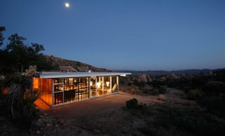 Airbnb Comes Home Preview - Photo 1 of 7 - Off-grid House, California; Vaction rental care of Airbnb.