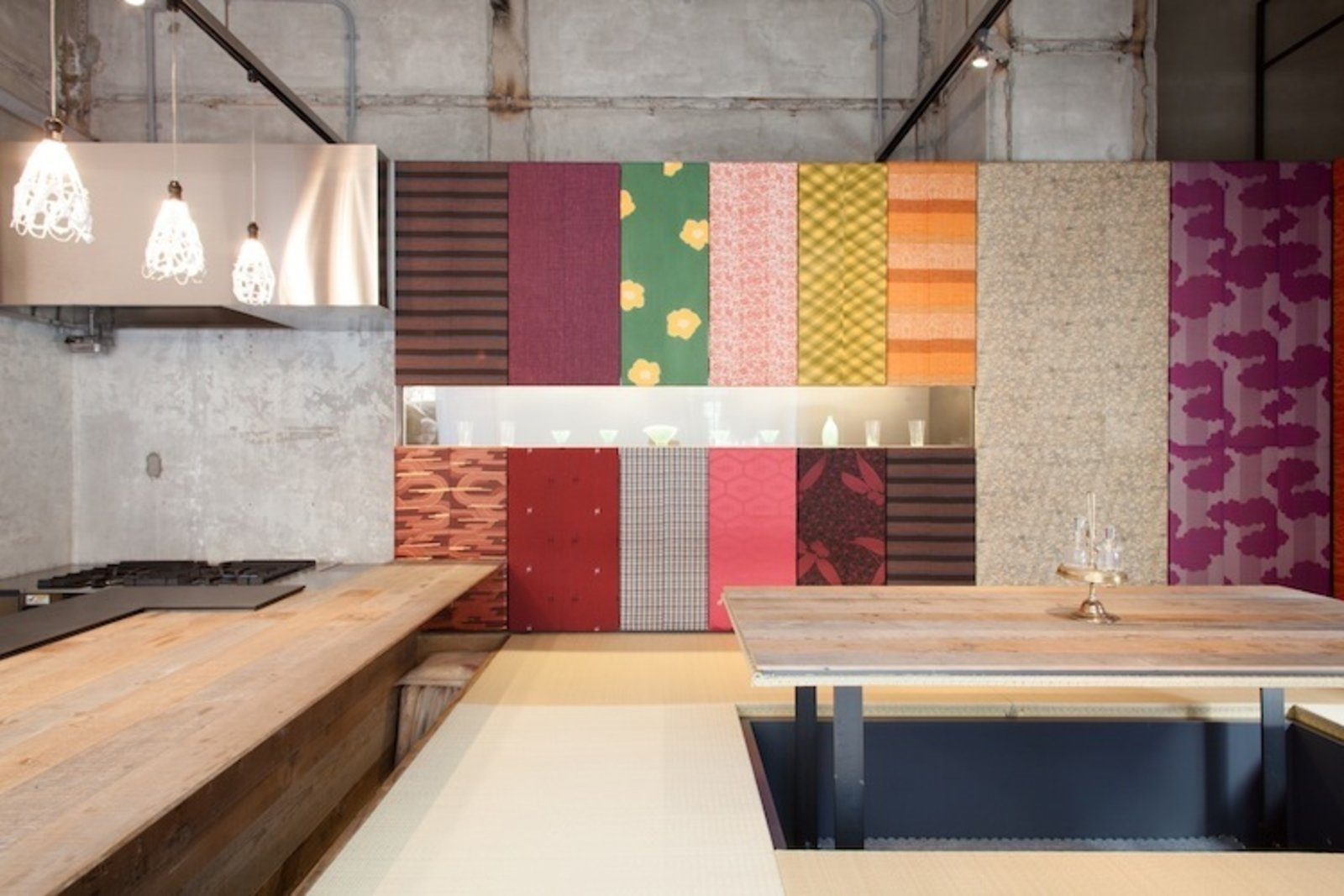 Former Factory Fuses Japanese and Scandinavian Cool (Tokyo, Japan)