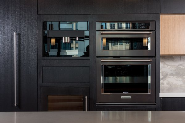 Photo 4 of Naik Condo Kitchen modern home