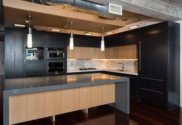 Photo  of Naik Condo Kitchen modern home