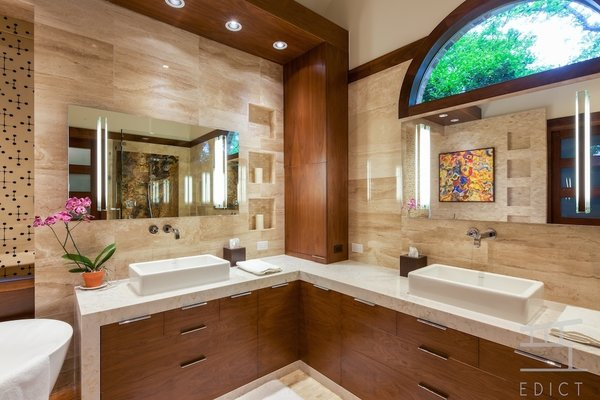 Photo 11 of Winterwood Master Bath modern home
