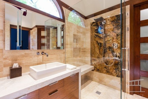 Photo 13 of Winterwood Master Bath modern home