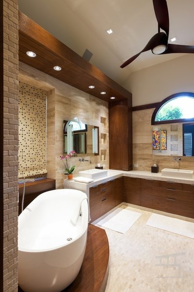 Photo 19 of Winterwood Master Bath modern home