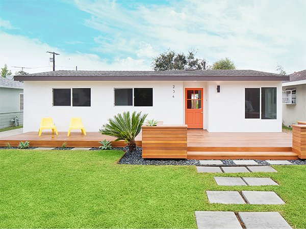 Photo  of 234 Cabrillo Street modern home