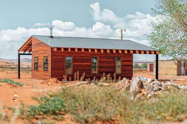 Photo  of Lone Tree modern home