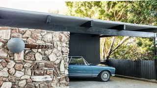 Own a Piece of Hollywood History for $1.995M - Photo 9 of 9 - A carport ensures that you arrive at your new home in style.
