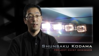 The Joy Factor: A New Approach to Hybrid Car Design - Photo 1 of 6 - Shunsaku Kodama, now stationed in Japan, worked at the Calty Design Research facilities in Ann Arbor, Michigan, from 2006 to 2009 before becoming the chief designer of Prius and Prius Prime in 2011.