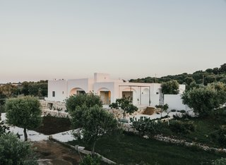 Wake Up in an Olive Grove at This Captivating Italian Bed-and-Breakfast