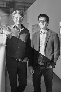 Democratizing Design With a Dose of Humor - Photo 1 of 9 - Maurice Blanks and John Christakos founded Blu Dot to fill a need for minimal, modern furniture that wouldn't break the bank. At the time, Design Within Reach, CB2, and West Elm didn't exist, and Ikea only had two locations.