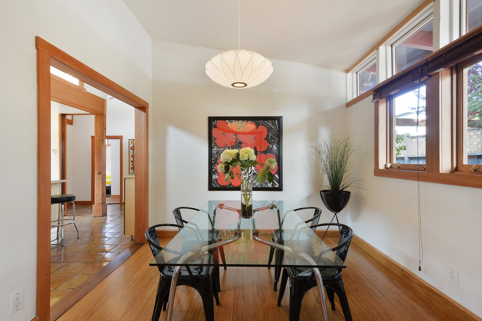 Photo 4 of 12 in Artists Need Apply: This Midcentury Home Comes With an All-Purpose Workshop for $949K