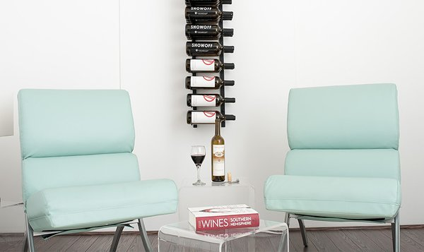 VintageView Wall Series Modular Wine Rack