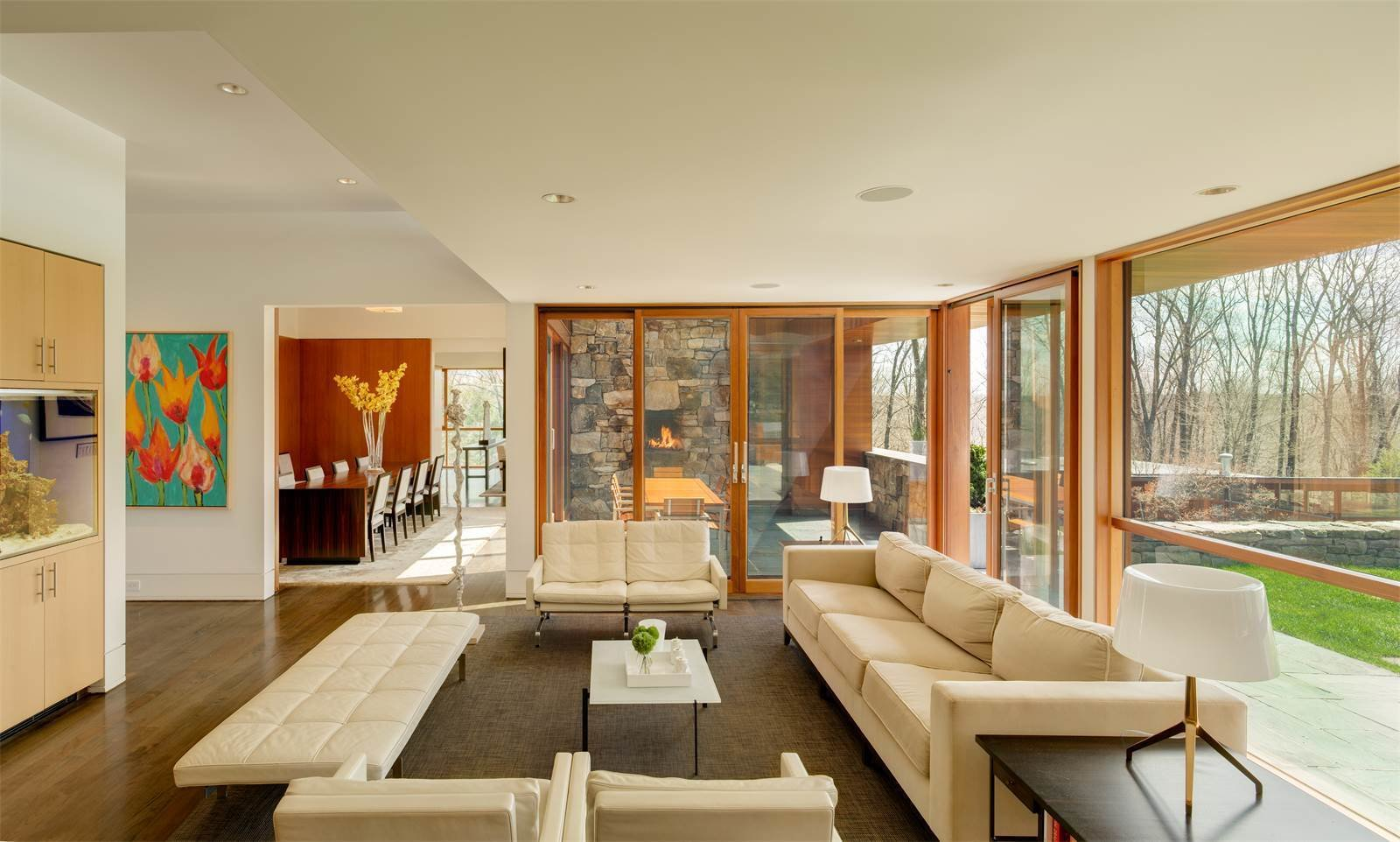Photo 2 of 9 in Get Smart: Tech-Forward Homes Around the Globe