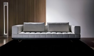 Resource Furniture Grid Sofa