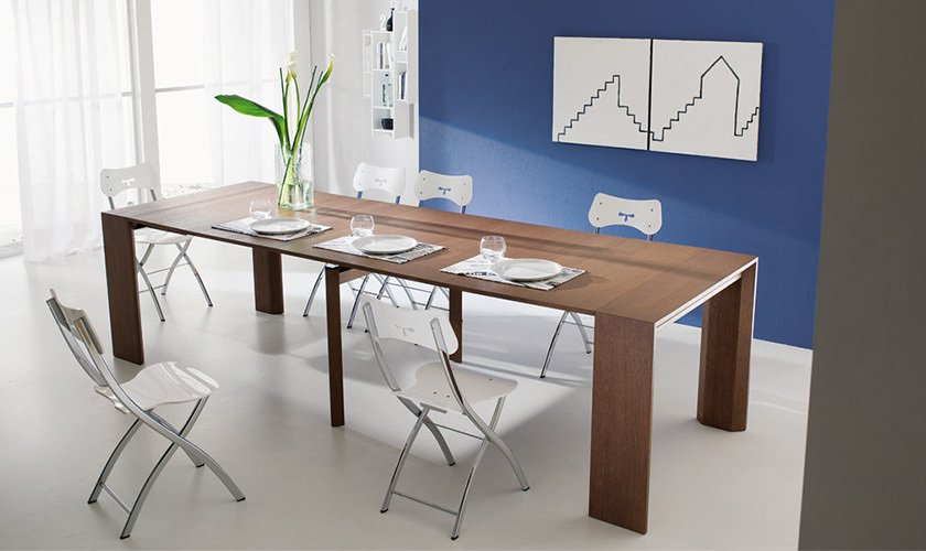 Resource furniture goliath table by resource furniture dwell - Goliath console table ...